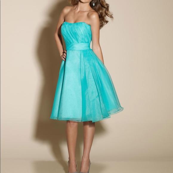 Tiffany Blue Dresses